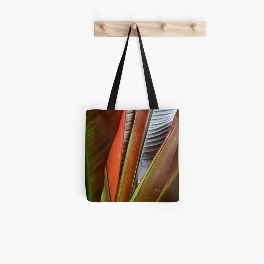 Banana Tree Detail Tote Bag
