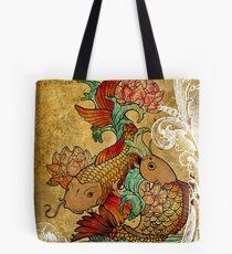 Koi (version2) Tote Bag