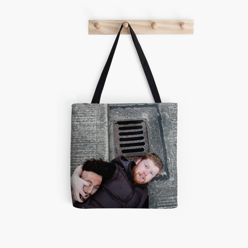 Risen from the gutter Tote Bag