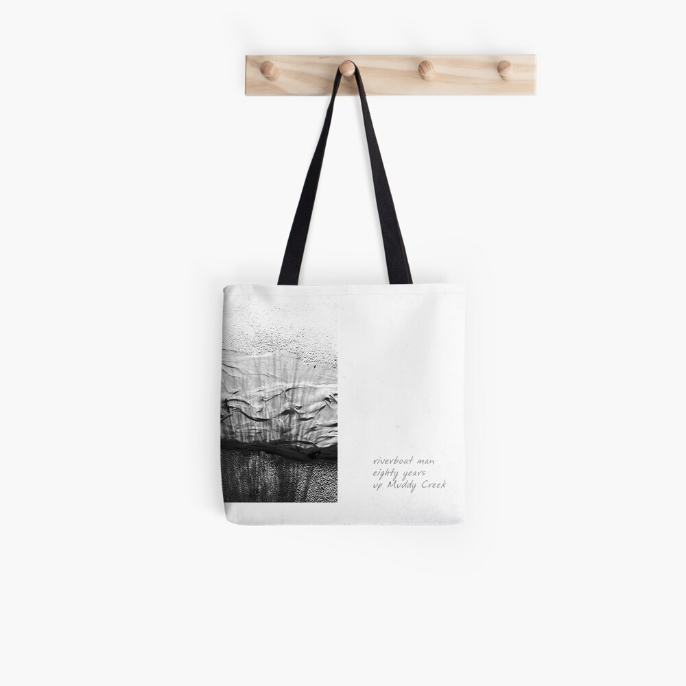 Riverboat Man - part 1 Tote Bag