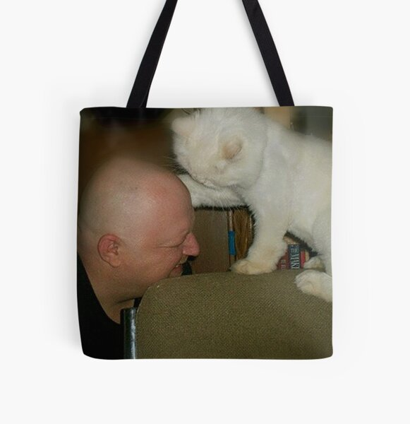 Hey! This Is Not A Ball All Over Print Tote Bag