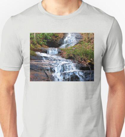 A Bartram Trail Cascading Waterfall T-Shirt