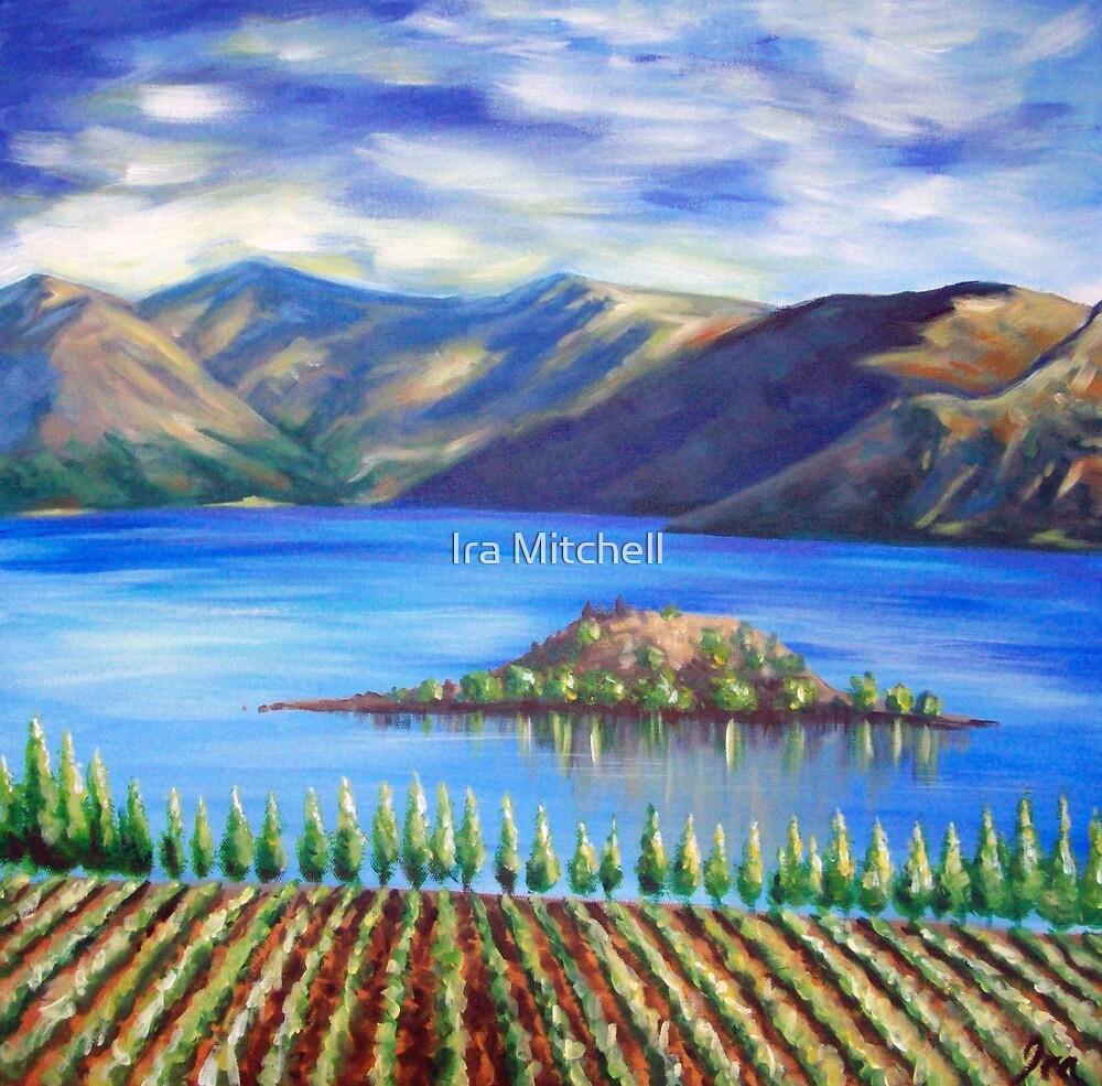 Lake Wanaka by Ira Mitchell-Kirk