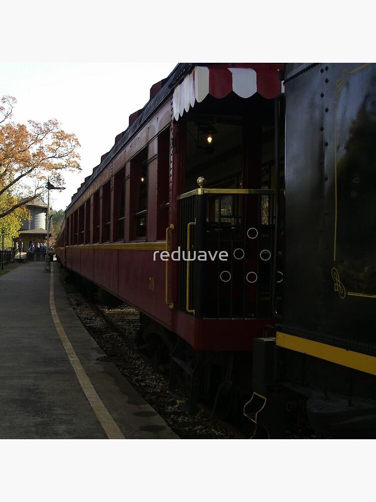 Texas Railroad by redwave