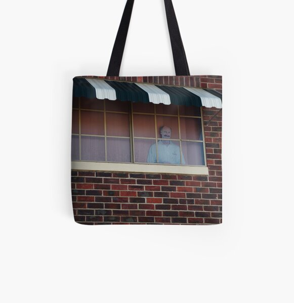 Lair of Lillee, Inglewood All Over Print Tote Bag