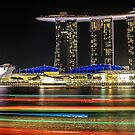 Marina Bay, Singapore. by Adri  Padmos