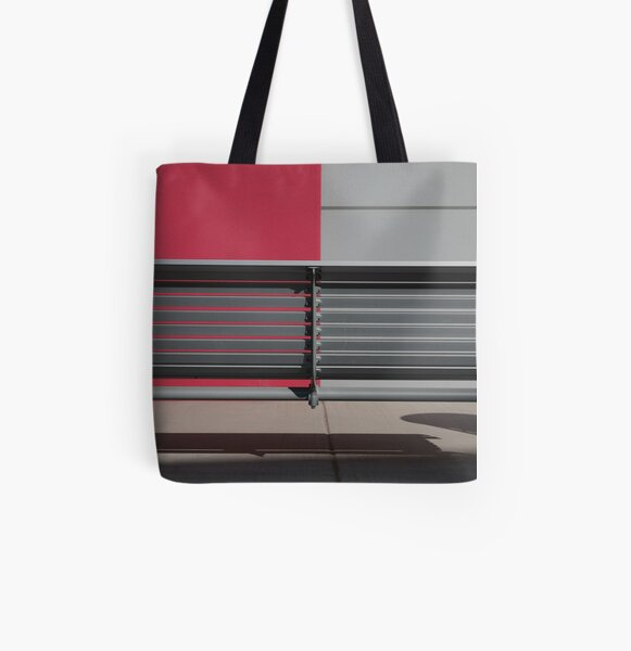The Bench All Over Print Tote Bag