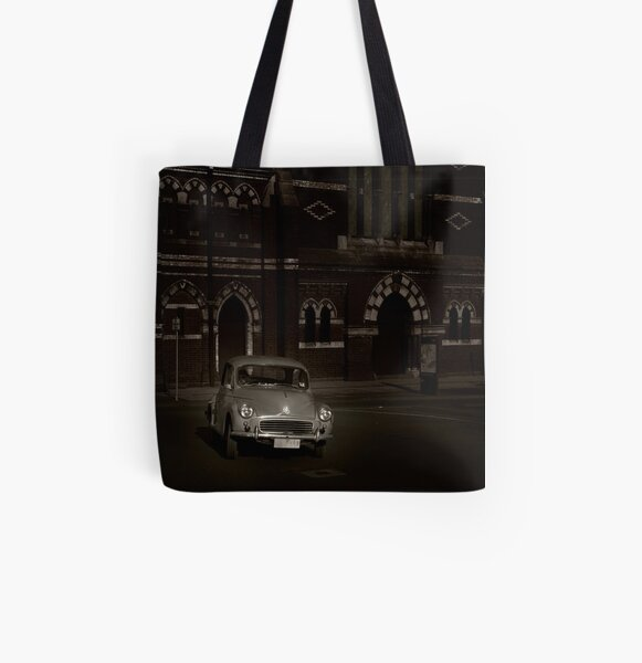 hurry up All Over Print Tote Bag