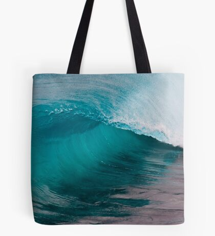 Blue Crush Tote Bag