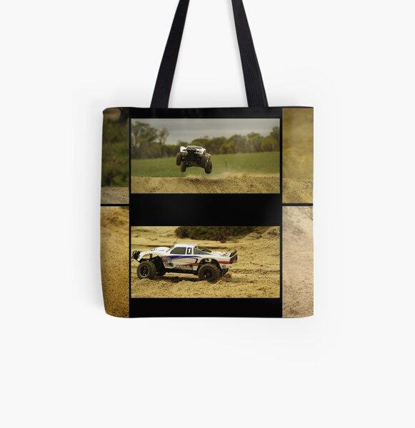 Baja 5T - 6 All Over Print Tote Bag