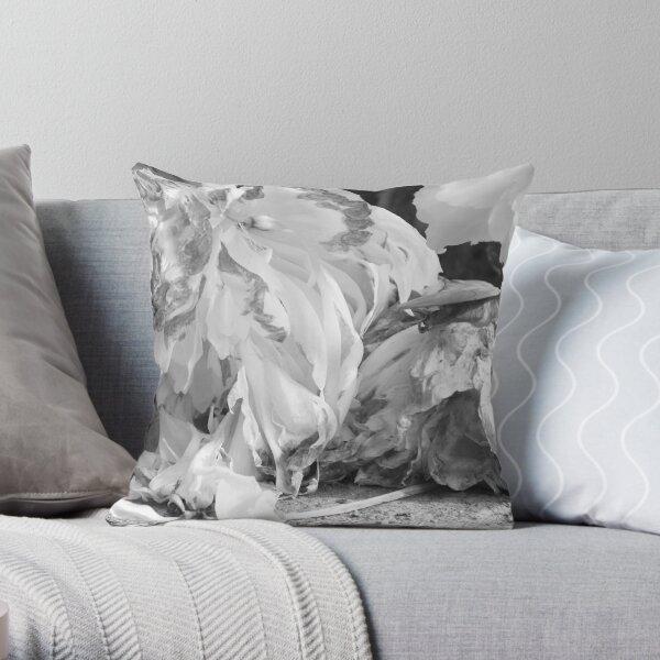 Fading Throw Pillow
