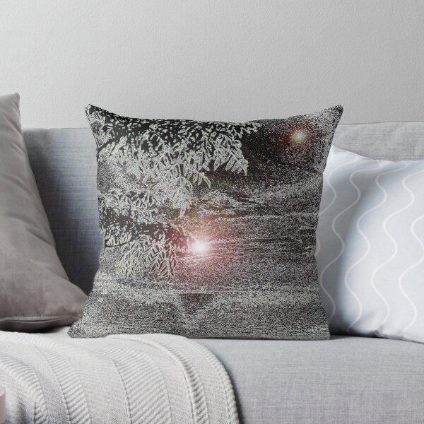 MOONLIGHTZ Throw Pillow