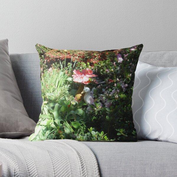 Introducing Leura Gardens~bd8 Throw Pillow