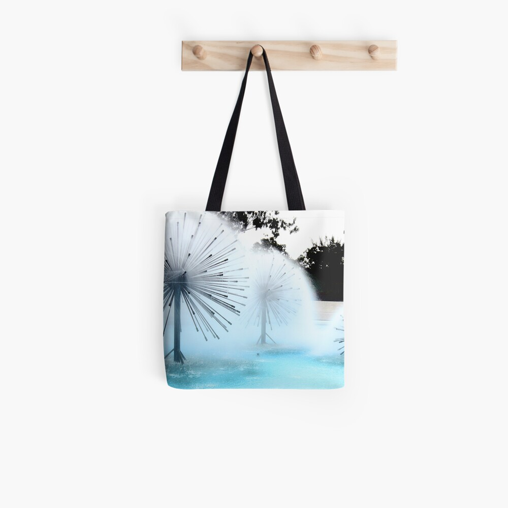 Dandylion Fountains Tote Bag
