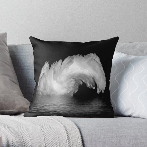 fountain? Throw Pillow