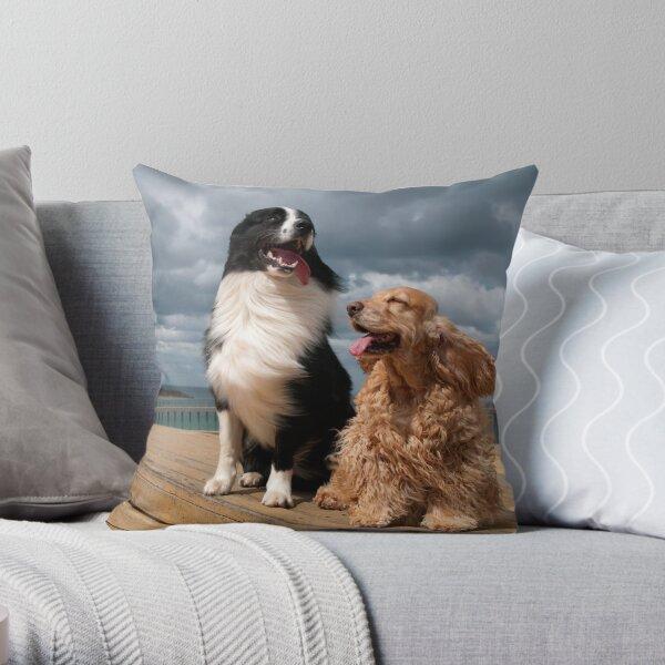 Love a Good Breeze Throw Pillow