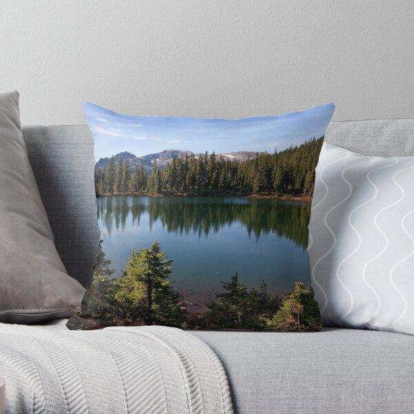 Kwai Lake Throw Pillow