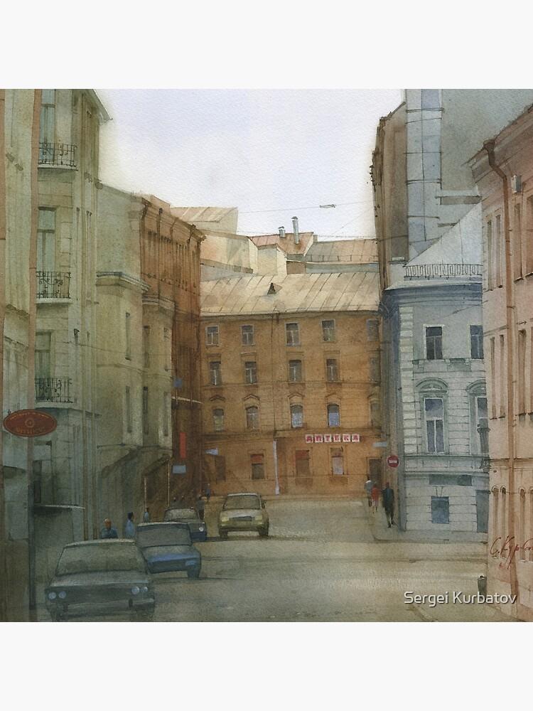 St. Petersburg' street von Akimas