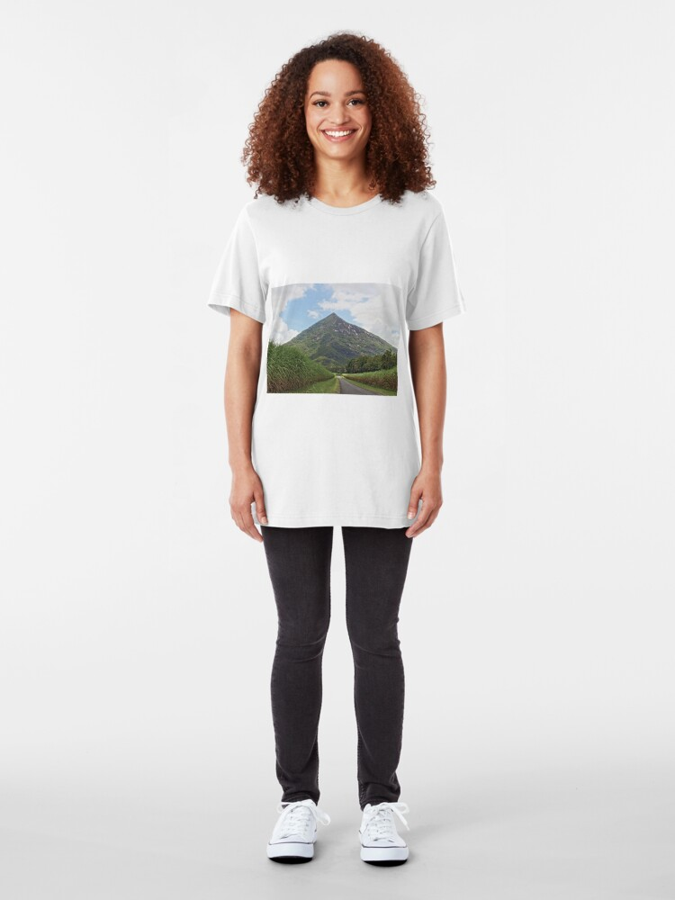 Alternate view of Walsh's Pyramid Slim Fit T-Shirt