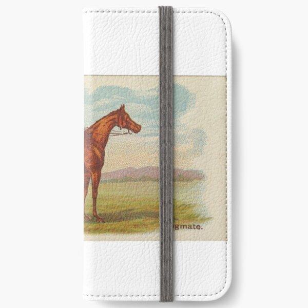 horse iPhone Wallet