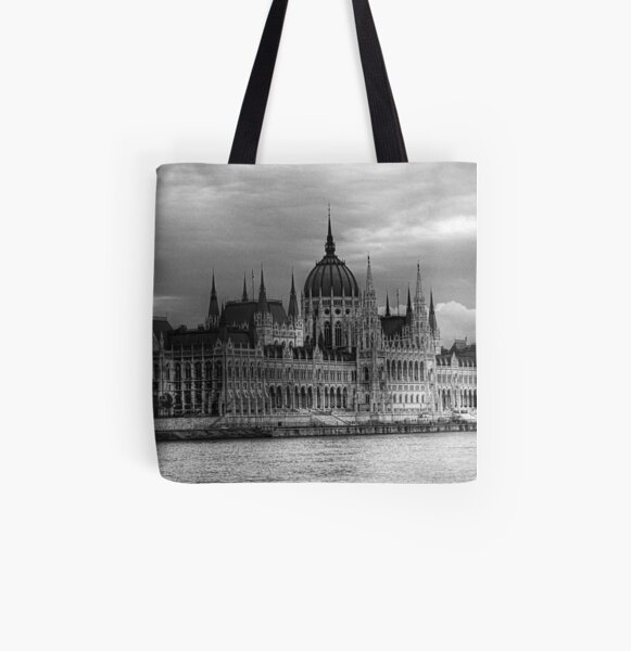 The Parliament All Over Print Tote Bag