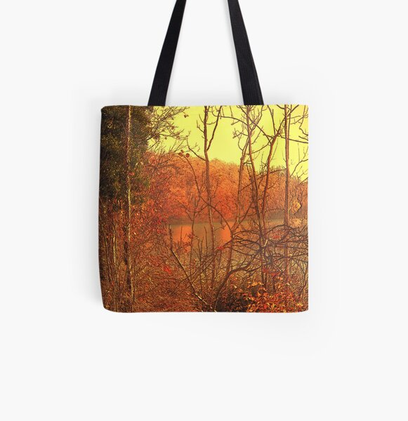AUTUMN FANTASY All Over Print Tote Bag
