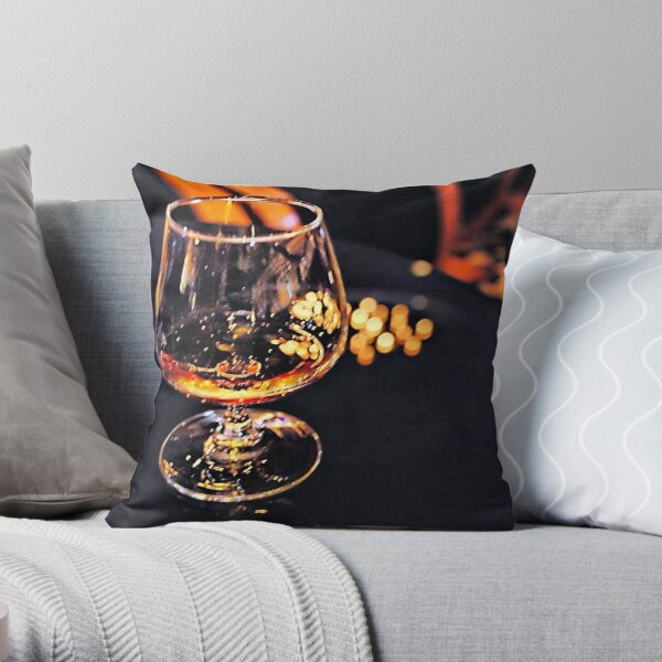 Rémy Martin Throw Pillow