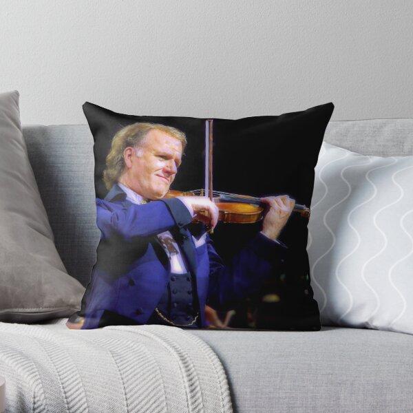 """""""The Waltz King"""" Throw Pillow"""