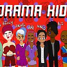 Drama Kids - Grunge by CrossXComix