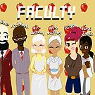 Faculty - Grunge by CrossXComix