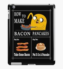 How To: Bacon Pancakes iPad Case/Skin