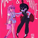 Marcy and Bonnie by Nopperaa
