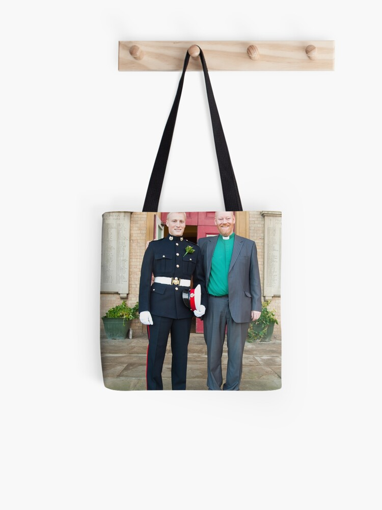 That's Ma Boy: A Royal Marine   Tote Bag