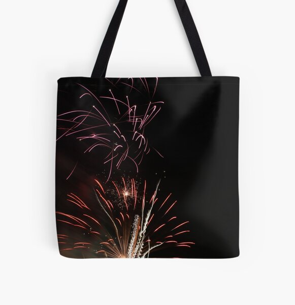 Curly Wurly Wizz Bang Flash! All Over Print Tote Bag