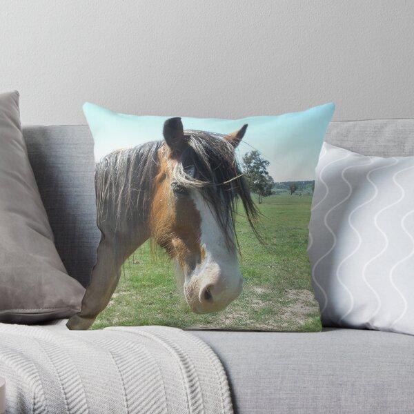 Introducing Ralph Throw Pillow