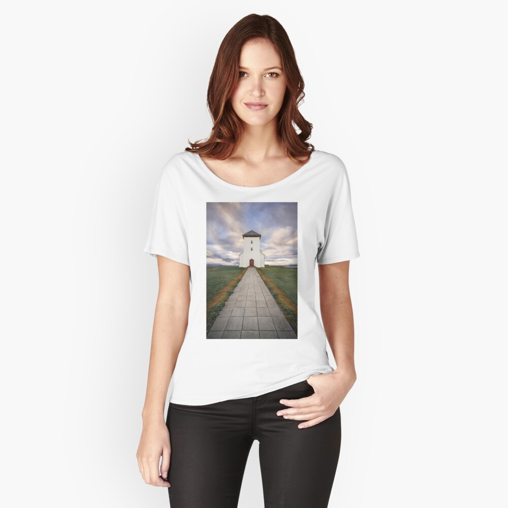 The Chosen Path Women's Relaxed Fit T-Shirt Front