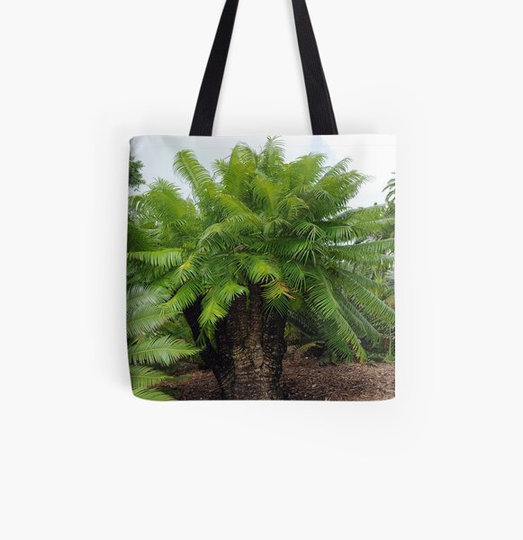 Cycas micronesica All Over Print Tote Bag