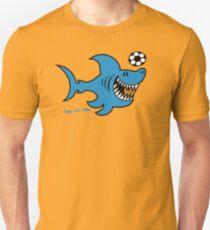 Shark Attacks Slim Fit T-Shirt
