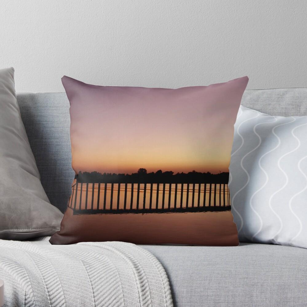 Elbabend Throw Pillow
