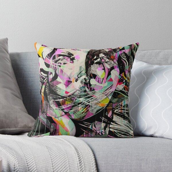 'Composure' Throw Pillow