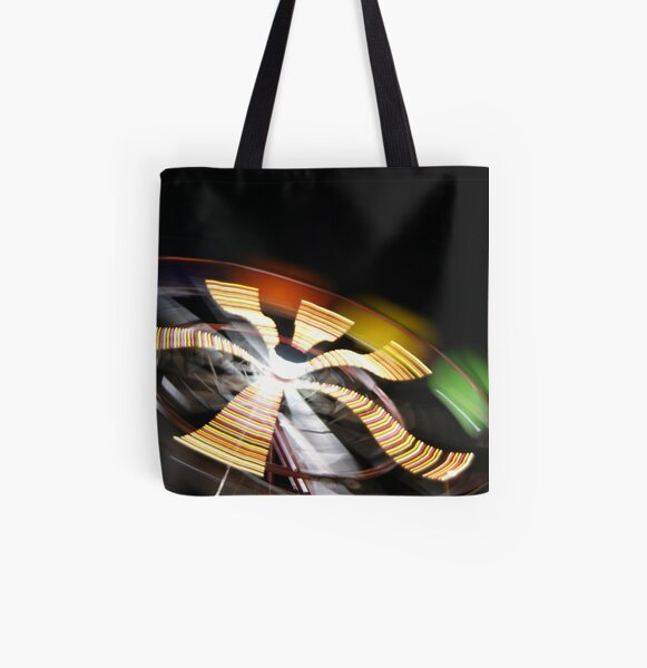 Paratrooper All Over Print Tote Bag
