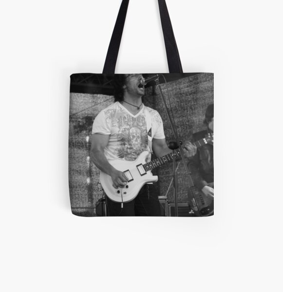 Rocking Stylianou Style All Over Print Tote Bag