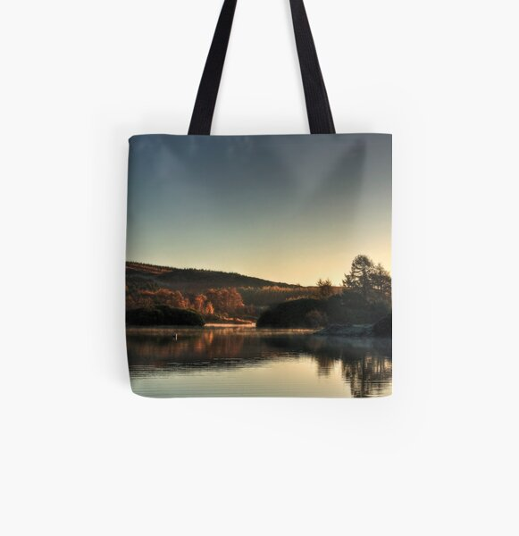 Knapps Dawn III All Over Print Tote Bag