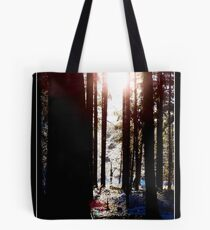 Winterland Tote Bag