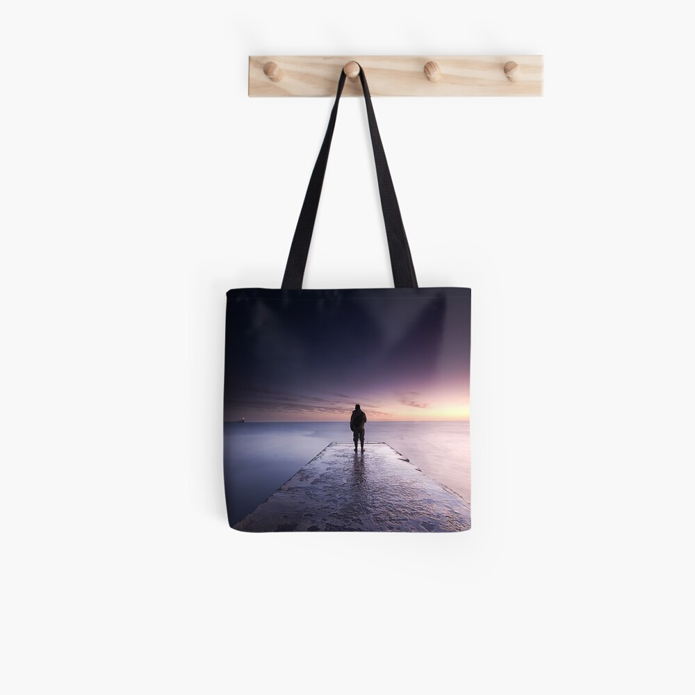 watching Tote Bag