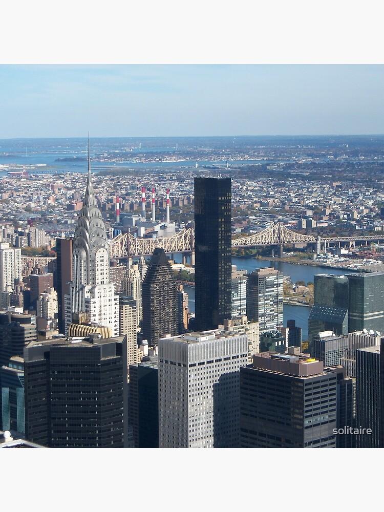 New York City de solitaire