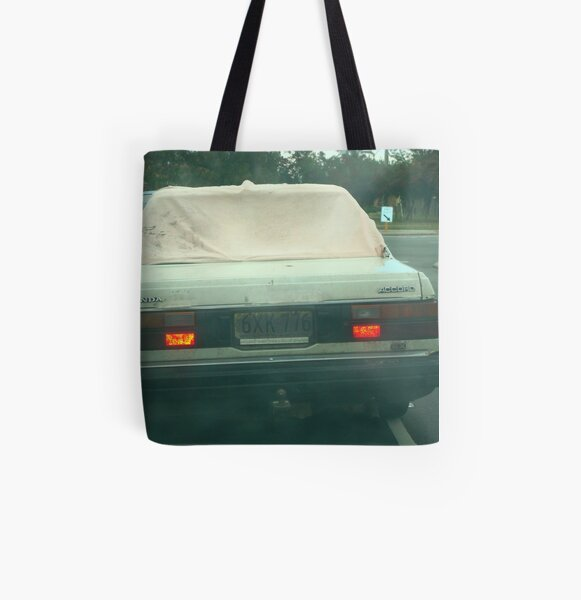 Home of The America's Cup, Lathlain All Over Print Tote Bag