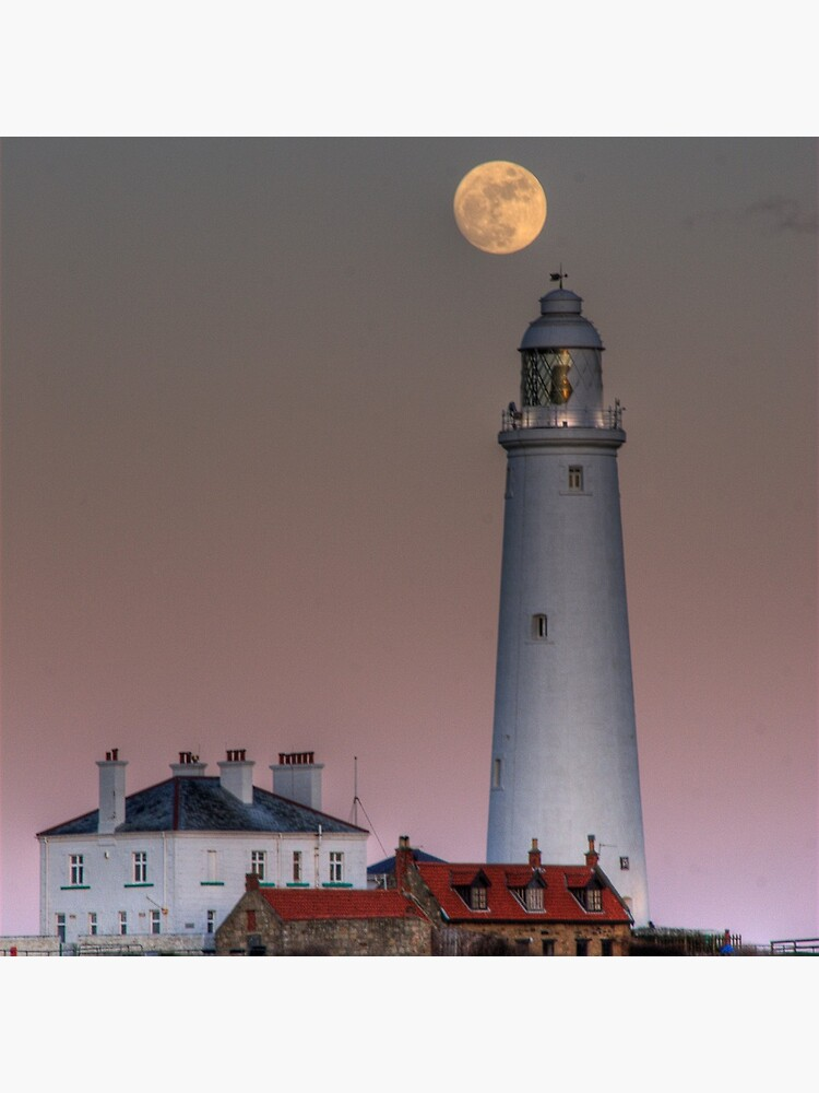St Mary's moon by tontoshorse