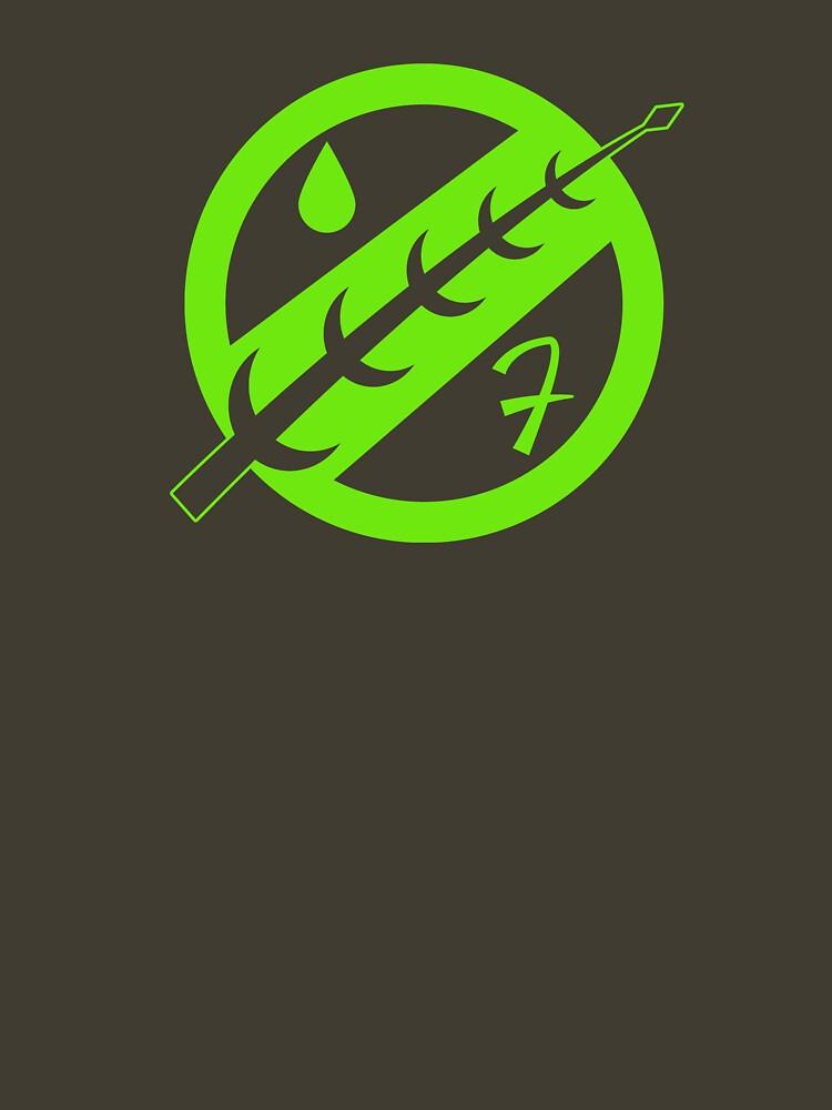 TShirtGifter presents: Minimal Fett Logo | Unisex T-Shirt