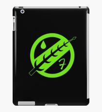 Minimal Fett Logo iPad Case/Skin